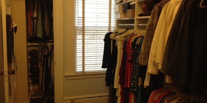 The Closet Dilemma