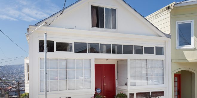 Just Sold: Potrero Hill View Two-Unit Property